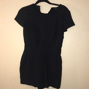 Size 00P black jumper from Banana Republic